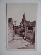 89 BEINES Ou BEINE Yonne Rue De L'Eglise Edition CIM - Autres Communes