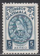 GUATEMALA     SCOTT NO.  C337     MNH   YEAR  1966 - Guatemala