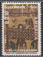 GUATEMALA     SCOTT NO.  C834     MNH   YEAR  1990 - Guatemala