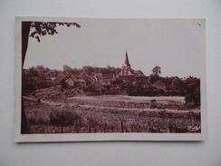 89 BEINES Ou BEINE Yonne N°4 Vue Générale Et Chemin De Ronde - Other Municipalities