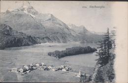 Zwitserland Sils Baseglia Grisons Schweiz La Suisse SZ Schwyz Helvetia CPA - GR Grisons