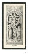 N 111.  HENRIETTE M.H. GOFFIN - Derde Orde H. Franciscus - °MAASTRICHT 1901  /  +BREDA 1927 - Devotion Images