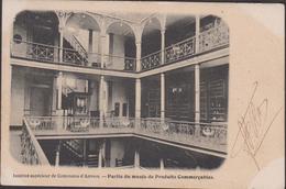 Antwerpen Institut Superieur De Commerce D' Anvers Partie Du Musee De Produits Commercables Oude Postkaart 1907 CPA - Antwerpen