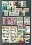 Lot GABON Timbres Neufs,oblitérés,blocs Et Enveloppes - Gabón (1960-...)