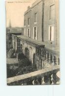 FUMEL : Le Château, Côté Sud. 2  Scans. TBE. Edition Delbrel - Fumel