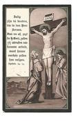 N 116. E. Pater DESIDERATUS  ( PETRUS PRINCEN°  - °WEERT 1832 /THIELT / LUIK   - °HASSELT (Minderbroeders) 1899 - Devotion Images