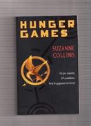 """SUZANNE  COLLINS  --  """"""""  HUNGER  GAMES  """"""""  --  PREMIERE  PARTIE  """"""""  LES  TRIBUTS  """"""""  --  TBE - Fantastic"""