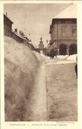 12175.....PONTARLIER. La Porte Saint-Pierre Et La Grand Rue - Pontarlier