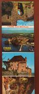 10 Vues Yvoire Cite Medievale 10,5 X 8 Cm - Photographie