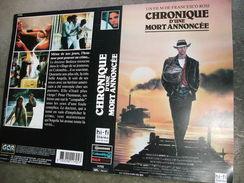"""Rare Film : """" Chronique D'une Mort Annoncée """" - Dramma"""