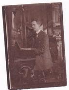 25943- Lot De 31 Photos Concernant J-Bte DEWEIRT  (DE WEIRT)- Belgique Bouffioulx Angers -musicien -entre 1910 -1960 - Personnes Identifiées