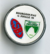 PIN'S PINS RUGBY BOURGOIN PAU QUART DE FINALE 96 - Rugby