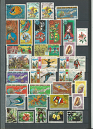 Lot COMORES Timbres Obiltérés Et Blocs - Comores (1975-...)