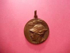 Medaglia Adunata Alpini Napoli 1932 - ME48 - Italia