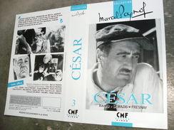 """Rare Trilogie De Marcel Pagnol  : """" César , Fanny , Marius """" - Dramma"""