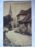 AL6 - 72 -  SAINT CALAIS  -   VIEILLES MAISONS   - - Saint Calais