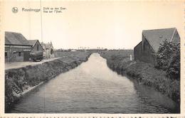 Poperinge   Roesbrugge    Zicht Op De Ijzer         A 4730 - Poperinge