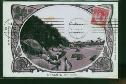 BRESIL SAINT VICENTE - Postcards