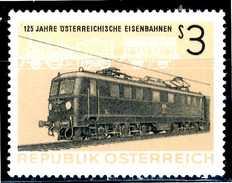 AUSTRIA / OSTERREICH 1962** - Treni - 1 Val. MNH Come Da Scansione - Trains