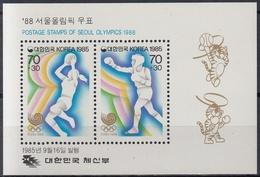 COREA DEL SUR 1985 HB-378 NUEVO - Corée Du Sud