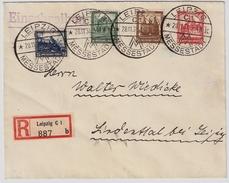 1931, Satz-Reco-Bf. , Nr. 459-62, Lose 140.- , #6926 - Deutschland