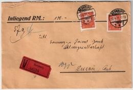 DR. Nr. 419, MeF, Sehr Selten! , #6927 - Deutschland