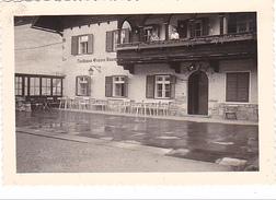25949- Photo Concernant J-Bte DEWEIRT  (DE WEIRT)- Belgique Bouffioulx- Hotel Grum Baum -Badgastein - Personnes Identifiées