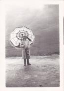 25950- Photo Concernant J-Bte DEWEIRT  (DE WEIRT)- Belgique Bouffioulx- Col Des Aravis -1948
