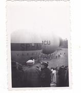 25951- Photo Concernant J-Bte DEWEIRT  (DE WEIRT)- Belgique Bouffioulx- Warzawa Varsovie Ballon ?