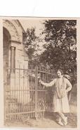 25954- Photo Concernant J-Bte DEWEIRT  (DE WEIRT)- Belgique Bouffioulx- Echternach -1927 Luxembourg