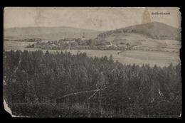 [018] Rothenbaum - Červené Dřevo, Chudiwa - Chudenín, Gel. ~1910, Bez. Klattau, Mängel - Czech Republic