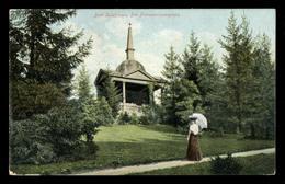 [018] Bad Salzbrunn - Szczawno-Zdroj, Prinzessinenplatz, Gel. 1909 - Polonia