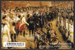 France 2015 - Bicentenaire De La Bataille De Huningue - Bloc Feuillet Oblitéré Cachet Rond - Oblitérés