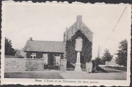 Havelange Méan L'école Et Les Monuments Des Deux Guerres (Province De Namur)