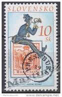 Slovakia - Slovaquie 2000 Yvert 323 150th Ann. First Stamp - MNH - Eslovaquia