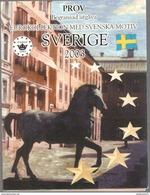BU Suède 2003 - Essai / Probe / Trial - EURO