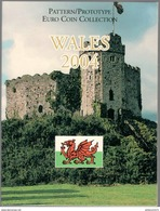 BU Pays De Galles 2004 - Essai / Probe / Trial - EURO