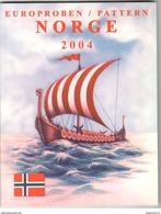BU Norvège Euros 2004 - Essai / Probe / Trial - EURO