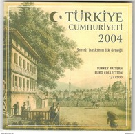 BU Turquie Euros 2004 - Essai / Probe / Trial - EURO