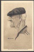 Type De Vieux Paysan Basque - Dessin De Baudichon) - Other Illustrators
