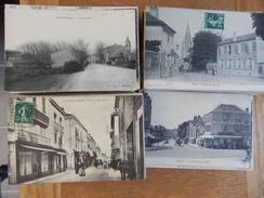 Lot De 1015 CP France - 315 CPA-Années 1950 100 Et 600 Des Années 1960 à 2000