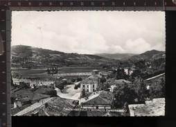 405/62 CARTOLINE POSTALE 1953 TRAVERSETOLO PARMA SCORCIO PANORAMA AFFRANCATE VERA FOTO - Parma