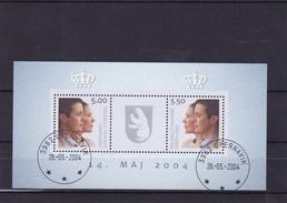 GROENLAND: Mariage Du Prince  Frédérik Et Mary Donaldson: Y&T : BF 29 Oblitéré - Blocs