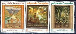 Polynesie 1988 Serie N. 303-305 MNH Cat. € 5.50 - Ungebraucht