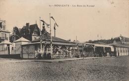 CPA Houlgate Les Bains Du Kursaal - Houlgate