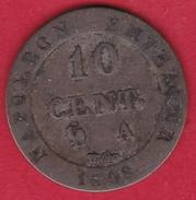 France 10 Centimes 1808 A - France