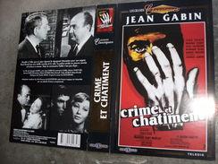 """Rare Film : """" Crime Et Châtiment """" - Classiques"""