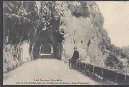 Les Grands Goulets Par La Chapelle-en-Vercors - Les Tunnels - Francia