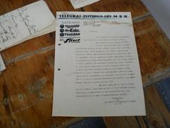 Telegraf Zeitungs Ges M.B.H. Wien - Australia