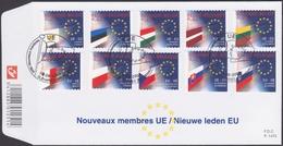 FDC 3293/3302 (B 44) - Europese Unie / Union Européenne - FDC